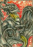 43. ACEO - Galahad by Tir-Goldeness
