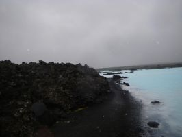 Blue Lagoon Iceland by Topaz172