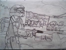 Halo 3 ODST by Metalarchangel
