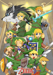 The Legend of Link by seiryuuden