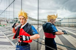 Limit Break Romics Preview - Zell Dincht Cosplay by LeonChiroCosplayArt