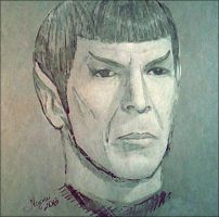 Spock by Nagini by Nagini-snake