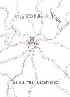 Metallica Ride The Lightning by Wars-Apocalypse01