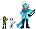 Gem fusion: Turquoise by HikumiRin