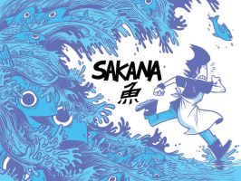 SAKANA: VOLUME 1 by MyNameIsMad