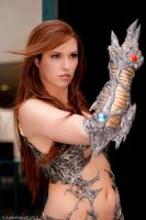 Witchblade Cosplay - Jacqueline Goehner by MasterRAYs