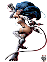 Felicia Render 01 by PimplyPete