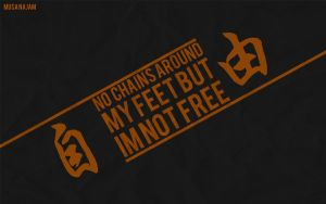 I am not Free by musanajam11