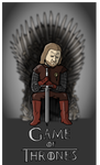 Quick Draw #4 - Game of Thrones by Sheep-MooseArt