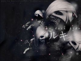 The Dark Side - Ruki wallpaper by HayleyFeatRuki