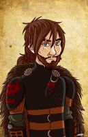 Older Hiccup by theARTgal