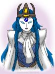 Madame Woe Colored Sketch - August 2014 by Enshohma