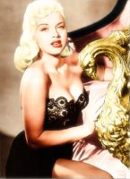Diana Dors by ritter99