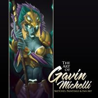 The Art of Gavin Michelli by GavinMichelli