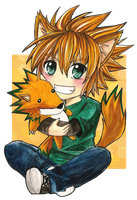 GC - Little Wolf by Miimiya
