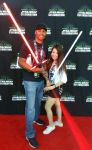 At Star Wars Celebration by EddieHolly