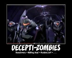 DECEPTI-ZOMBIES!!! by Onikage108