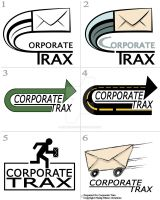 Corporate Trax - LOGO Comps by fillengroovy