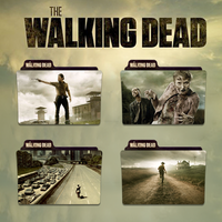 The Walking Dead by siaky001