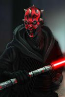 Maul final 2 by victter-le-fou