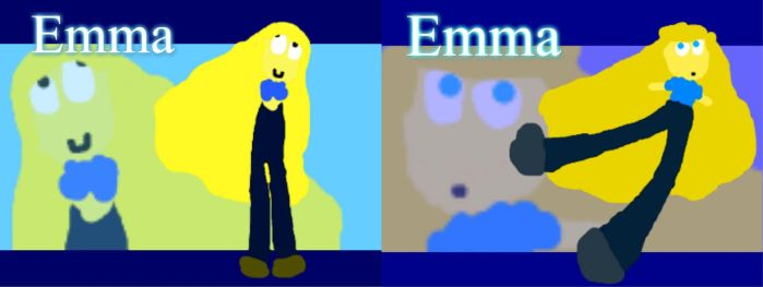 Emma Artwork by OliviaWhitley12