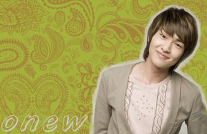 SHINee Onew Wallpaper by YseulTristan