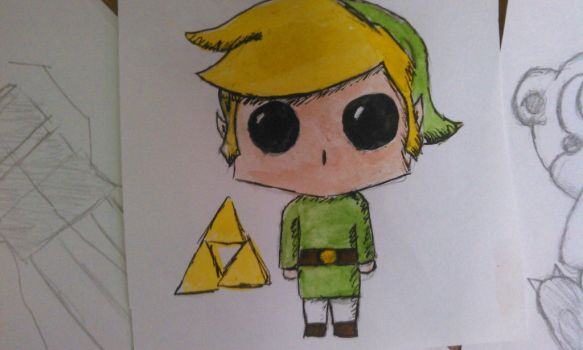 Link by thelegendofsam332