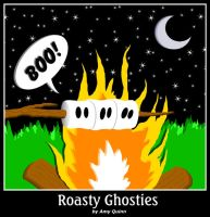 Roasty Ghosties by KemicalReaxion