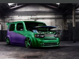 Nissan cube by virus-tuner