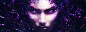 Starcraft 2 Singature (Kerrigan) by SentinelArtema