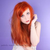 Orange You Glad I'm BacK? by Perfectly--Imperfect