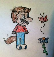 Gift: The Wolfie Plumber by Konggers