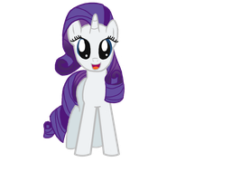 Rarity Prepares to Glomp...! by InkBlu