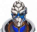Garrus 2 by shadesoflove