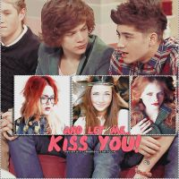 Kiss-You! by ComeAndGetItWithLove