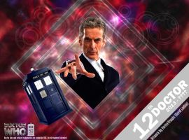 Doctor Who 50th Anniversary - The 12th Doctor by VortexVisuals