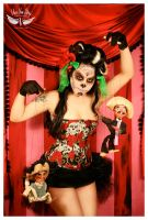 Voodoo Doll by vivavanstory