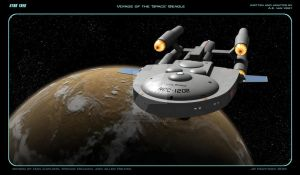 Voyage of the Space Beagle by dragonpyper