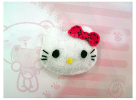 Hello kitty by TokiCrafts