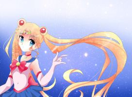 Sailor Moon by Cutie-girl2