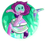 Fluorite! by AbstractHolly