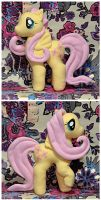 Commission - MLP - Fluttershy 3 by mihoyonagi