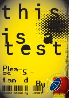 this is a test by DjCreags