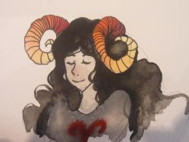 Aradia Watercolors by xXmuppetguruXx