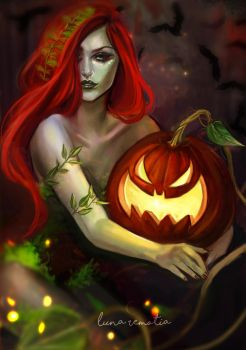 Poison Ivy by LunaRemotia
