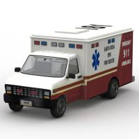 Ambulance GI by JHoagland