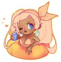 Summer Chillz by pompon-chan