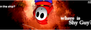 Shy Guy - Signature by bioxyde