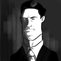 Special Agent Dale Cooper by ThisIsArtMaybe