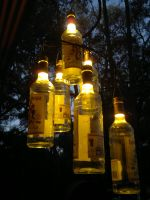 spiced gold chandelier by ibendit
